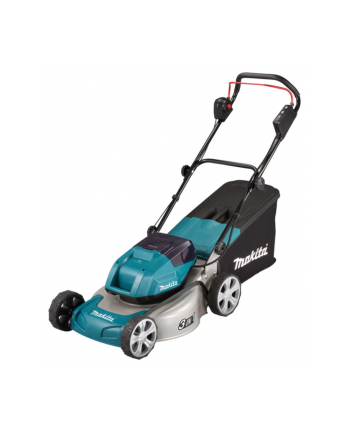 Makita rechargeable lawn mower DLM460Z 2x18V