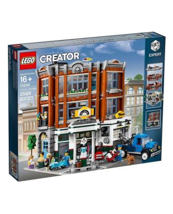 LEGO Creator Expert corner garage - 10264