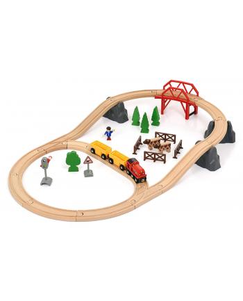 BRIO Countryside Hill Set - 63390900