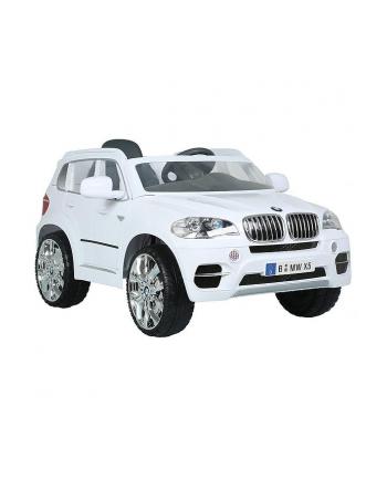 rollplay gmbh Rollplay BMW X5 SUV 12V white - W498-12V-RC32132