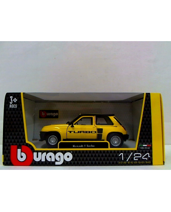 BBU 1:24 Renault 5 Turbo 21088