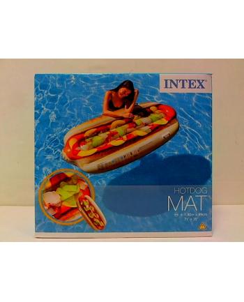 intex Materac Hot-dog 108X89 SP58771 /6 13334