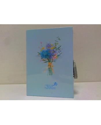 midex Pamiętnik wiązanka kwiatów 0624E 15633