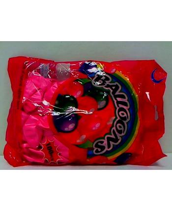 midex Balony różowe 100szt/kpl 0917D 18207