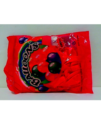 midex Balony czerwone 100szt/kpl 0284E 18245
