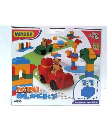 WADER klocki mini bloks-mały zestaw 41350