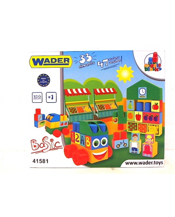 WADER klocki middle blocks big 41581