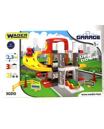WADER garaż z windą 3 poziomy 50310
