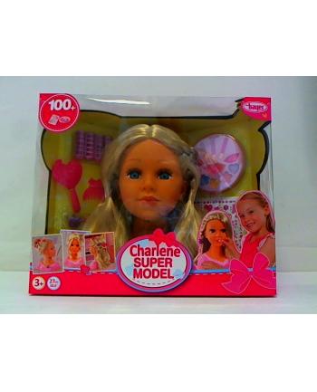 BAYER Charlene-blond-głowa do styl+akces.90088