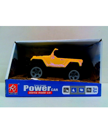 bigtoys Jeep św/dźw BA5028 35028