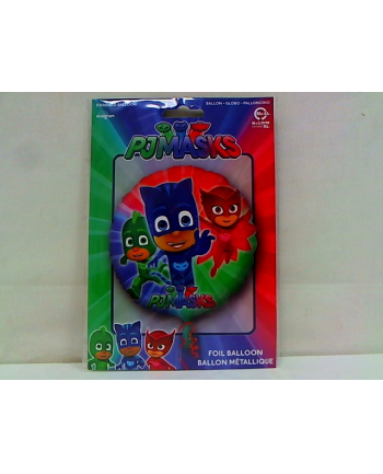 godan Balon foliowy 18'' CIR PJ Masks 3467201