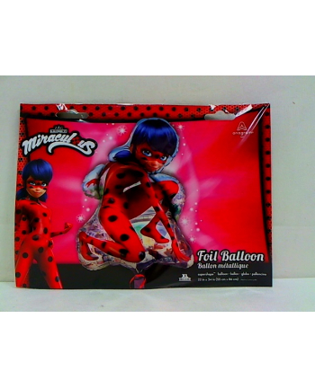 godan Balon foliowy SuperShape Miraculous 3796401