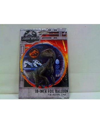 godan Balon foliowy 18'' QL CIR Jurassic World 64690