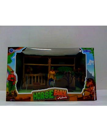 icom Stajnia zestaw z figurkami CH008399