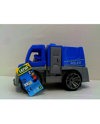 LENA auto truxx policja 29cm 04445 69206