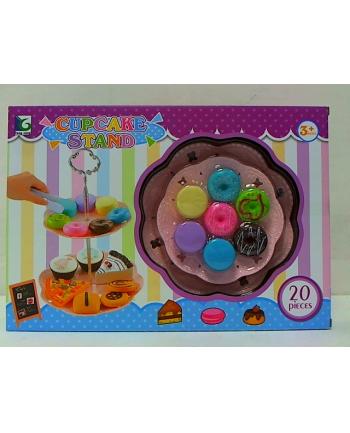 midex Zestaw słodycze na paterze /6 0707F 20866