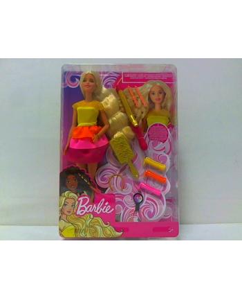 mattel Barbie lalka Stylowe loki GBK24 /6