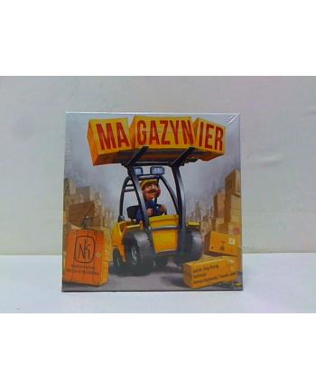 nasza księgarnia Gra Magazynier 70639