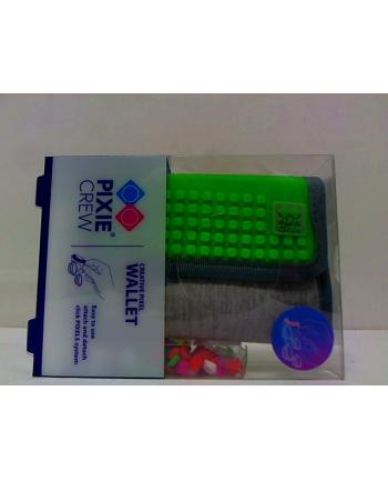 pipistrello Portfel szaro-zielony PXA-09-24 90746