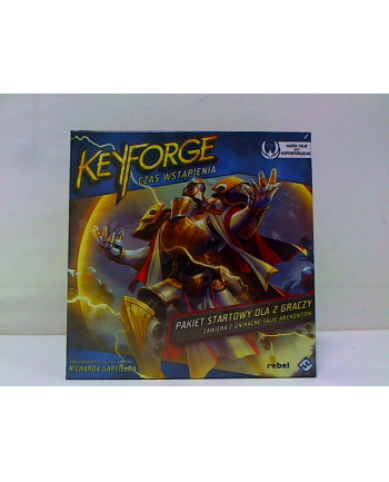 Rebel gra KeyForge:Czas Wstąpienia-pak.start.13430