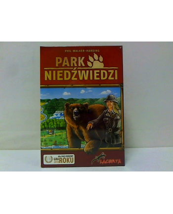 Rebel gra Park Niedźwiedzi 21556