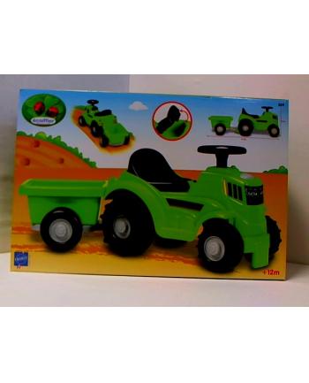 simba Traktor z przyczepą 7600000359