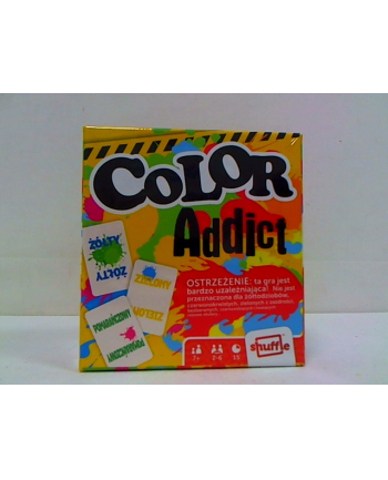 cartamundi Gra karciana Color Addict 00856