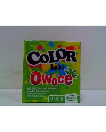 cartamundi Gra karciana Color Addict Owoce 00948