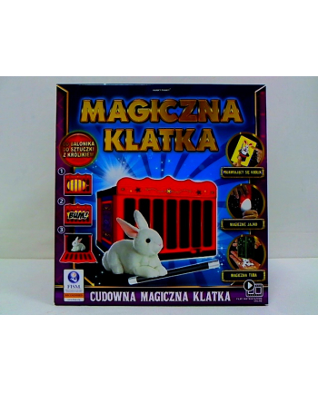 cartamundi HANKY PANKY Magiczna klatka 49688