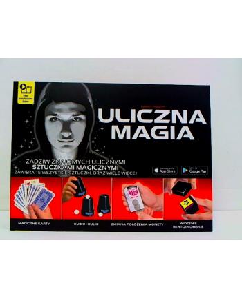 cartamundi HANKY PANKY Uliczna magia zestaw 150sztuczek 55030