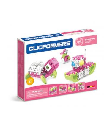clicformers - klocki CLICS Clicformers Blossom 50el 805001 35629