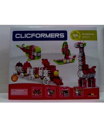 clicformers - klocki CLICS Clicformers Blossom 150el 805003 35643
