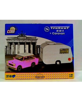 COBI CARS Trabant 601+Caravan 223kl 24590