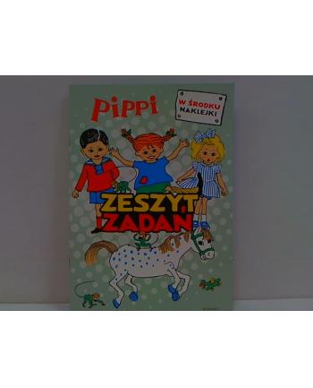 egmont Zeszyt zadań. Pippi 58.11.13.0