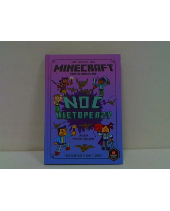 egmont Minecraft. Noc nietoperzy 58.11.13.0