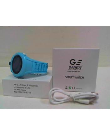 garett - smartwatch Garett Smartwatch Kids 5 niebieski 48494