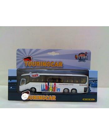 hipo Autobus 19cm metal napęd św/dźw 510761 80270