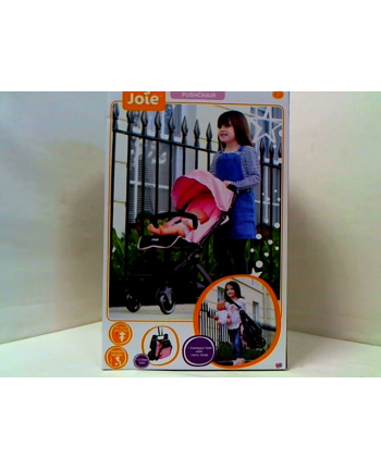 joie - wózki JOIE wózek spacerowy Junior Pact składany 1423610