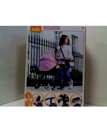 joie - wózki JOIE wózek głęboki Junior Pram + torba 1423631
