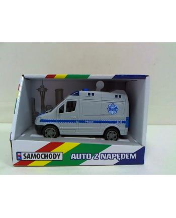 madej Auto policja św/dźw 00900 16050