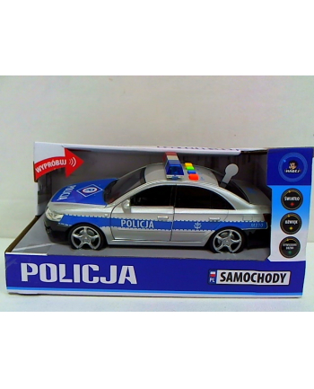 madej Samochód policja św/dźw 00325 21351