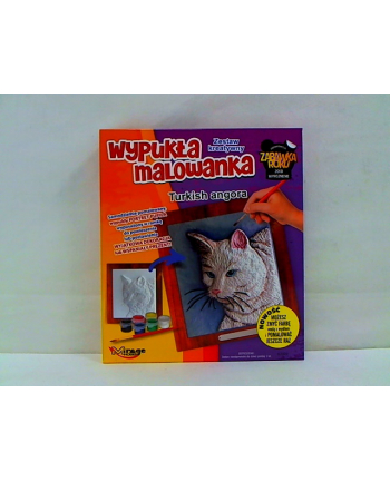 Mirage kot Turecki Angora wypukła do malow.62009