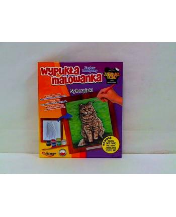 Mirage kot Syberyjski wypukła do malowania 62014