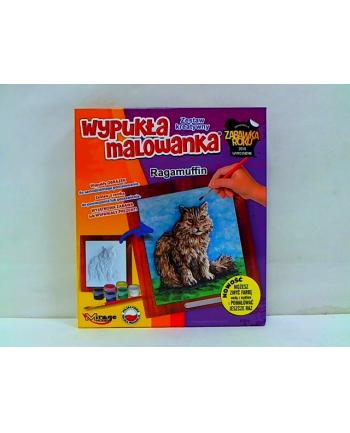 Mirage kot Ragamuffin wypukła do malowania 62016