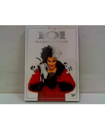 mattel DISNEY101 Dalmatyńczyków film DVD