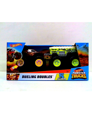 mattel HW Monster Trucks 2 auta alarm FYJ80 /4