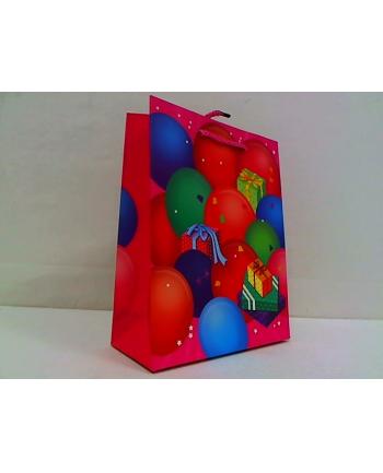 rozette Torebka Lux brokat A5średnia dziec.Balony 65134