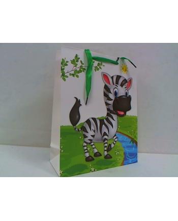 rozette Torebka Lux 210gsm A4duża Orka-Zebra-Żyrafa..65462