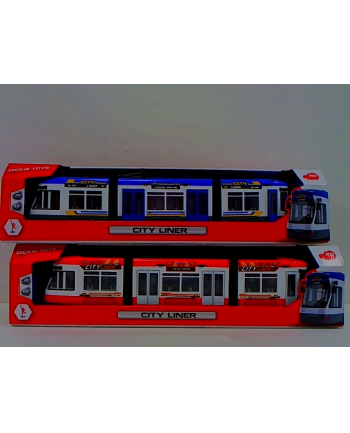 simba Dickie City tramwaj 46cm 374-9017