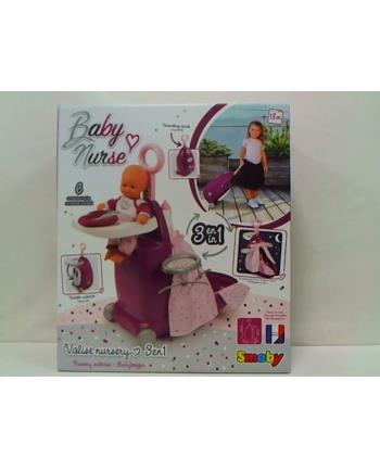SMOBY Baby Nurse Wielofunkcyjna walizka 220346